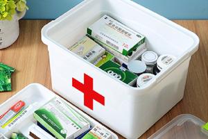 宝宝家庭小药箱应常备哪些药物?