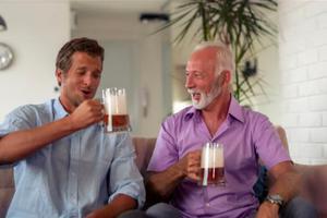 研究證實:丈夫孕前飲酒增加子代出生缺陷風險