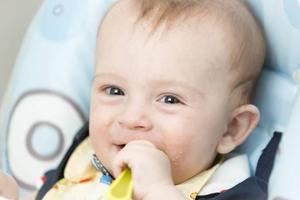 娃一周歲不愛吃輔食怎么辦?