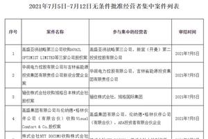 市監總局:無條件批準春華資本收購美贊臣等公司
