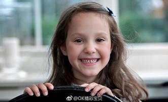 丹麦小公主雅典娜迎七岁生日