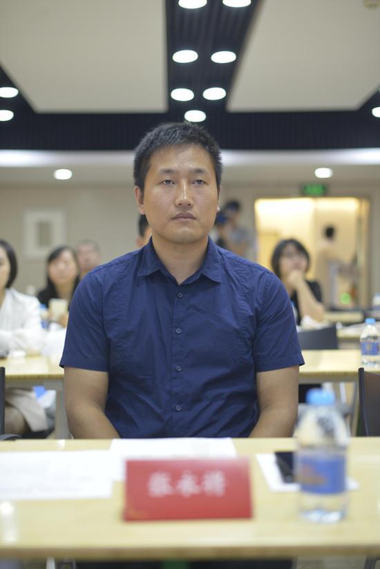 中国儿童防侵害教育专家、中社儿童安全科技基金秘书长张永将