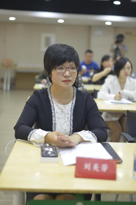 通州区北苑学校的德育主任 刘美芳