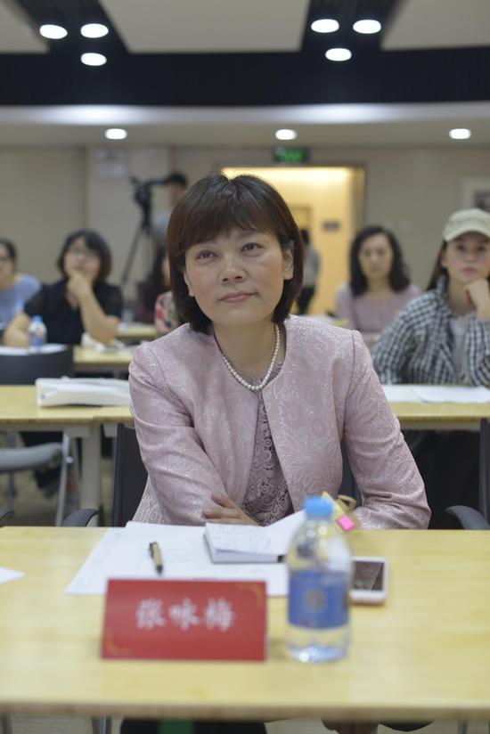 全球儿童安全组织中国区项目专员、资深顾问、儿童意外伤害预防专家 张咏梅