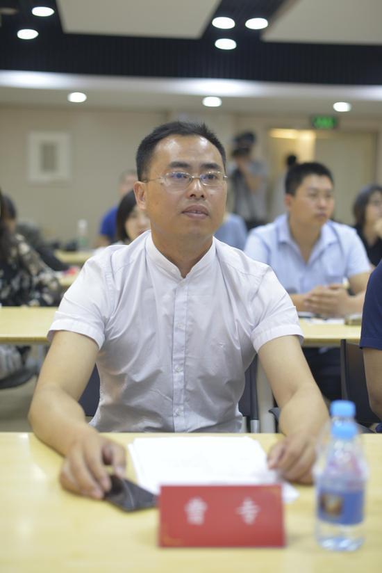 北京生命教育科普促进会常务副会长兼秘书长 曹专