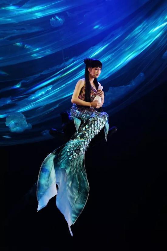 大型儿童剧《东海人鱼》