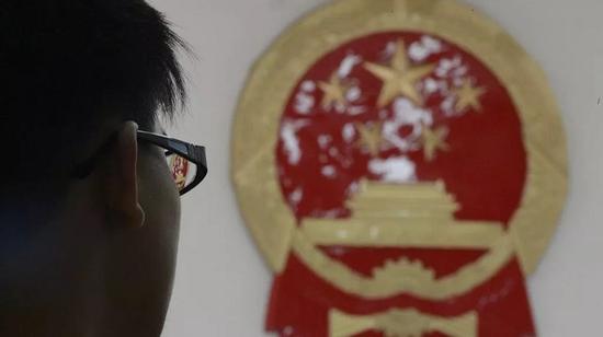 ▲2012年06月15日,山西省太原市法庭对未成年人采取不起诉宣判。图片来源:视觉中国
