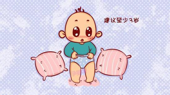 宝宝多大该开始穿内裤?关键看这4点