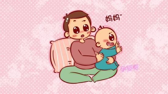 宝宝是如何分辨妈妈的?比你想象的更有趣!