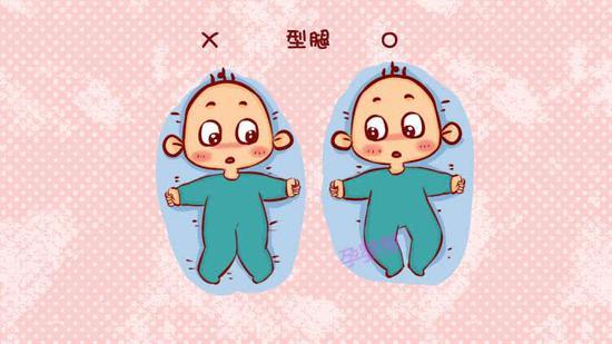 """绑腿就能预防""""O""""型腿?别傻了,小心坑了娃!"""