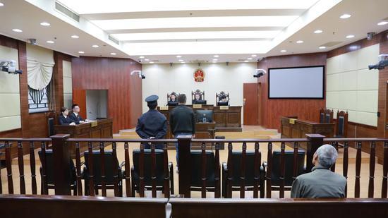被告人陈某犯重大责任事故罪,判处有期徒刑一年六个月。 浦东新区法院供图