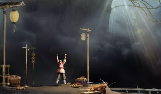 儿童剧《月亮草》