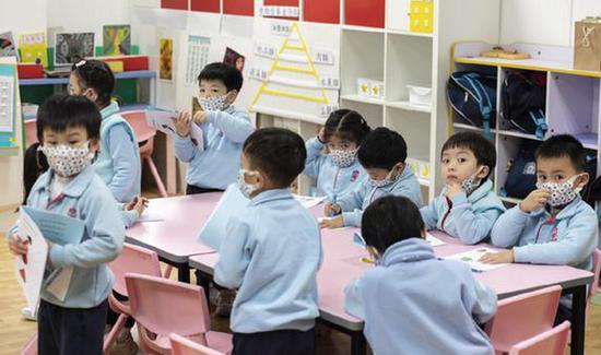 香港3天现14宗流感死亡个案 停课幼稚园达301间