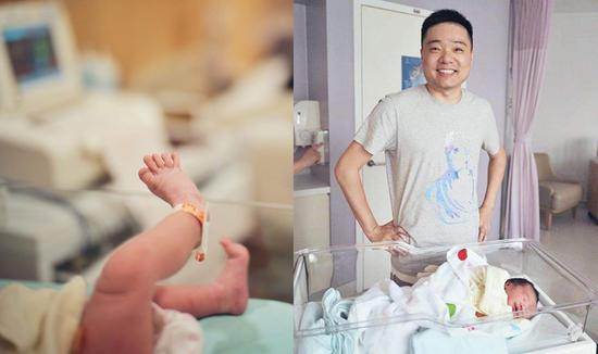 丁俊晖正式升级当爸