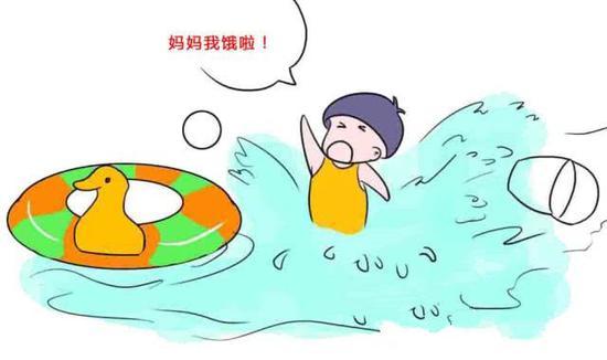 亲子游泳技巧,不同年龄段宝宝怎么游泳?