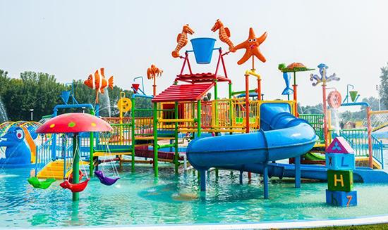 瑞麟湾欢乐岛水上乐园