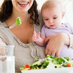 产妇吃点辣 孩子不挑食