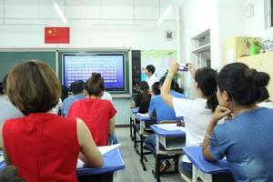 """杭城夏衍小学""""衍""""课程 让家长站上了讲台"""