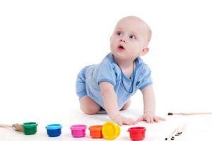 婴儿时期才是智力开发最佳时间