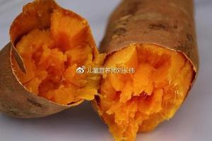 红薯有哪些营养价值?