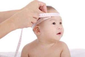 """宝宝""""三围""""有标准 你家宝宝达标了吗"""
