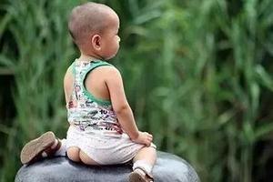 中国的开裆裤缘何受到国外父母的青睐 走出了国门?