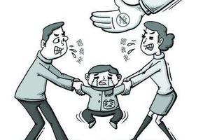女子和老公闹离婚期间 带人抢走儿子藏2年