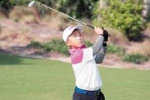 10岁高尔夫神童拿4个全国冠军 未来之路怎么选