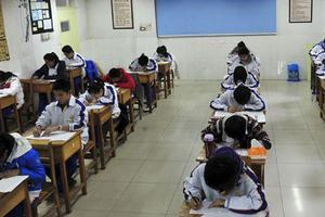 """破除唯分数论:上海推""""绿色指标"""" 让学习性价比更高"""