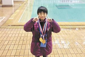 冠军背后的故事:泉港9岁女孩拿下全国跳水冠军