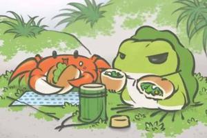 旅行青蛙等游戏被初中生做成安全教育短片