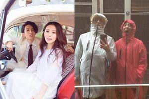 林宥嘉带孕妻回家过年 自认:今年身份不一样了