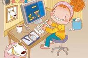 """屏幕电子设备正培养一代""""悲惨孩子""""?"""
