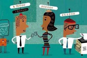 你在上海拿的工资 在美国能过上什么样的生活?