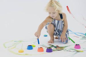 孩子画画时的创造力和想象力是如何被扼杀的
