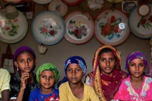 联合国儿基会:全球女性有6.5亿人未成年时结婚