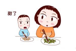 怎样培养宝宝的饮食五味均衡,按时吃饭?