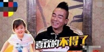 陈小春超级喜欢小泡芙