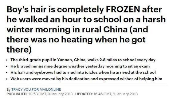 外国网友们立马喜欢上了这个红脸蛋的小伙子,看到他的故事纷纷留言。