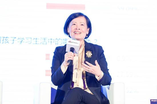 儿童心理教育专家金韵蓉