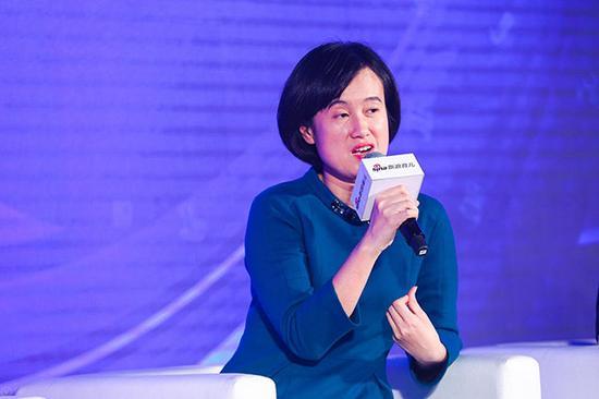 悠贝亲子图书馆创始人兼CEO林丹