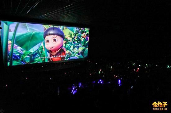 动画电影《金龟子》(《the ladybug》)将在2月2日与全国观众见面