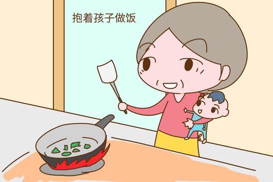 为什么很多奶奶想代替妈妈的位置?