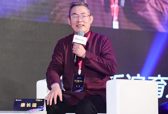 北京师范大学中国教育创新研究院副院长康长运博士