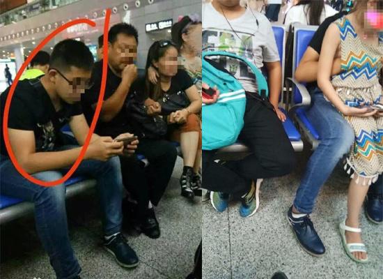 南京高铁猥亵女童案