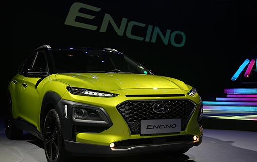北京现代ENCINO正式上市 售12.99万元起