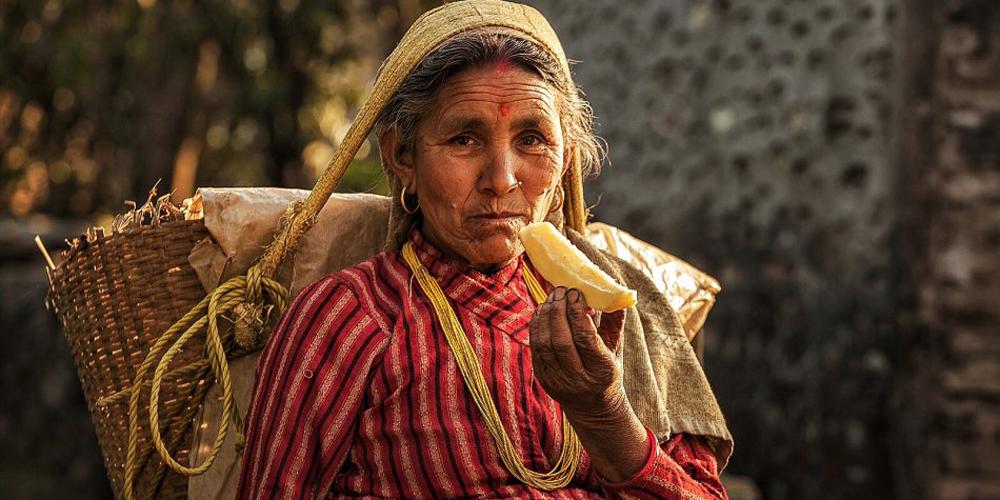神秘国度尼泊尔