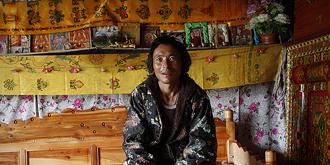 藏族牧民的真实生活