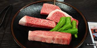 顶级松阪牛肉啥滋味