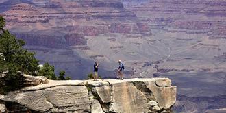 卡罗拉多大峡谷别样风景